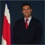 Massimo Manzi, Executive Director of the Council for the International Promotion of Costa Rican Medicine, also known as PROMED