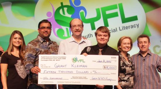 financial education service YFL donation