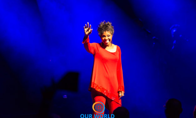 Gladys Knight returns to Queens