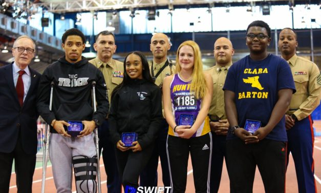 Armory Continues HS Meet Celebration With Marine Corps Holiday Classic 2017