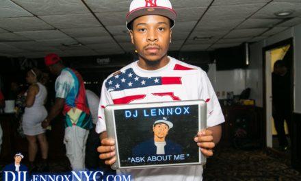DJ Lennox—Living the life as a Queens DJ