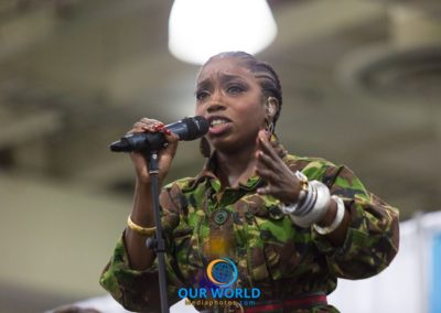 Estelle at Circle of Sisters 2017