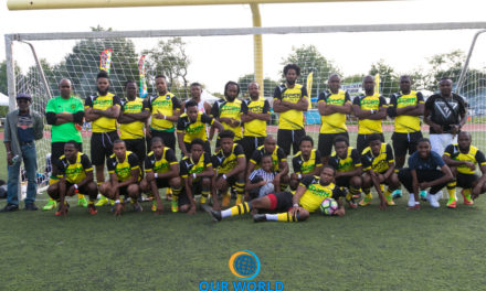 Family Fun day & Celebrity Soccer Match @ Roy Wilkins Park