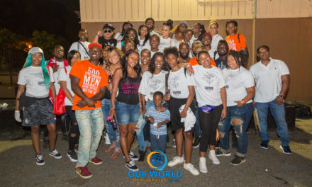 Gwin Gives Inaugural Back to School Event