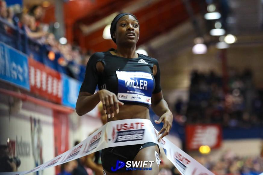 Shaunae Miller Photo by: Joseph Swift Jswiftsports