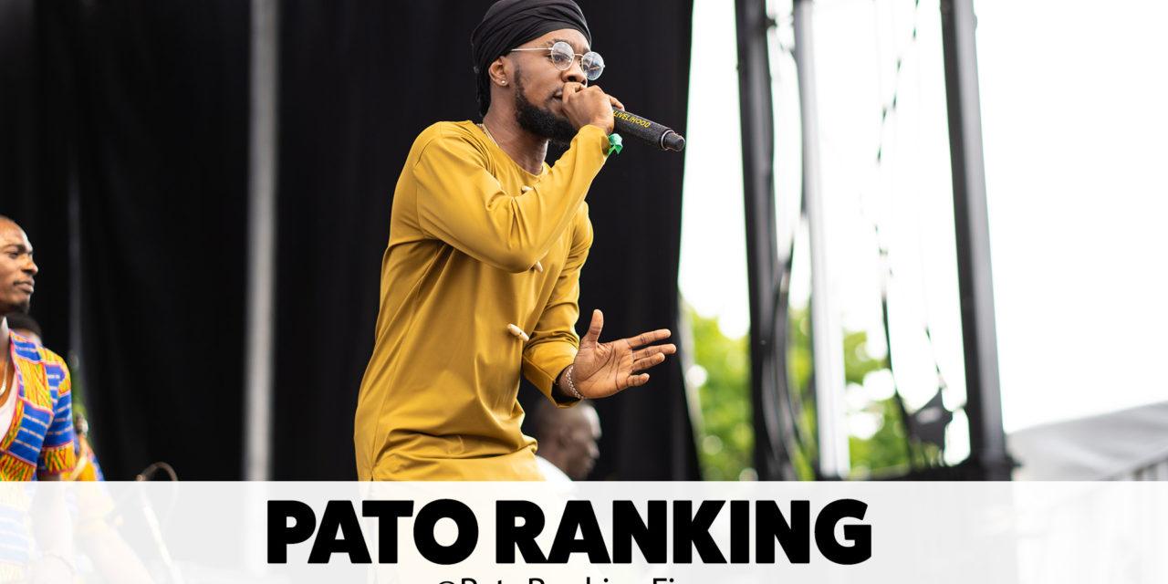 PatoRanking – Performing at  the Grace Jerk Festival NY 2018