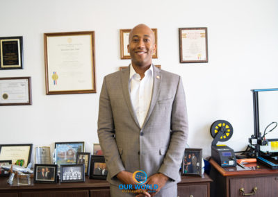 Clyde Vanel Member of Assembly 33rd District