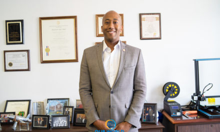 Politician for the people-Clyde Vanel Member of Assembly 33rd District