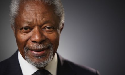 The Passing of Kofi Annan a colossal loss to Africa and the free world