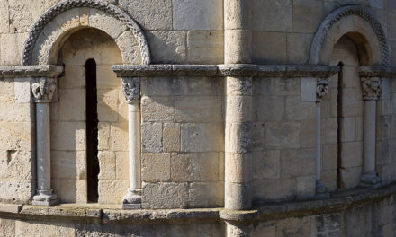 MEDIUM FORMAT AERIAL TECHNOLOGY FROM HASSELBLAD & DJI USED TO DOCUMENT FUENTIDUEÑA APSE AT THE MET CLOISTERS