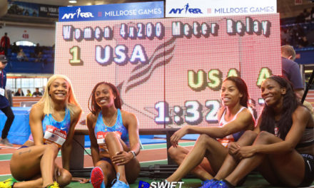 USATF and Armory Foundation Unite to Develop Strong Commitment with 2nd Annual Dr. Sander Invitational