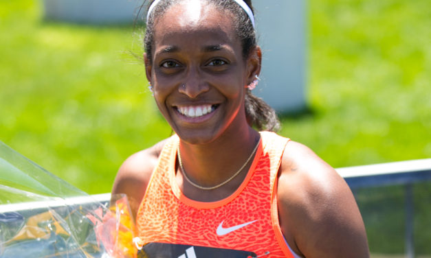 English Gardner Returns to Her Roots And to the NYRR Millrose Games