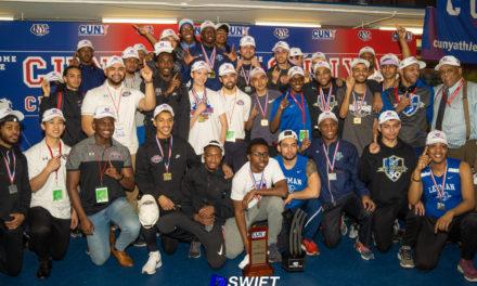 CUNYAC 2019 Indoor Track & Field Highlights