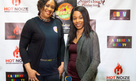 Our World Hour of Power-Episode #4 with special guest Wanda Mimms & Sheila Saint-Festin
