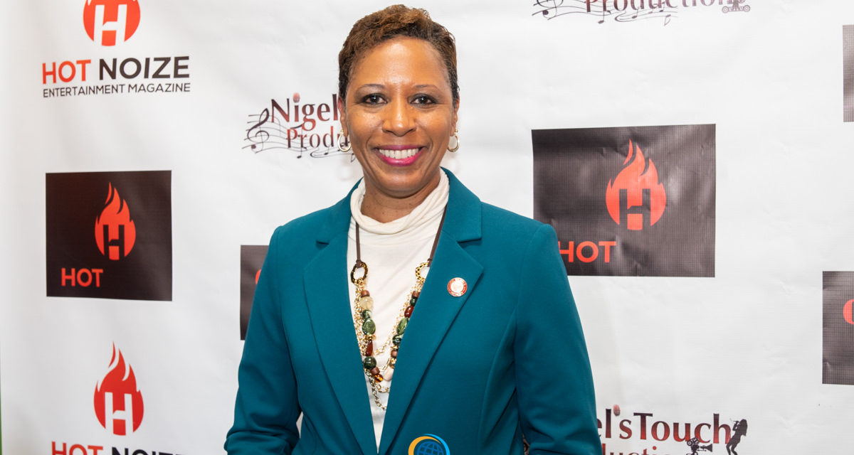 Interview with Council Member Adrienne E. Adams