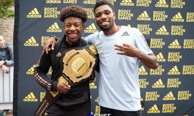 adidas Boost Boston Games recap 2019