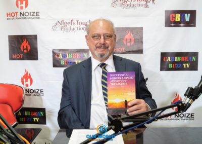 Dr. Simon Zysman PH.D Interview with Our World Hour of Power Radio