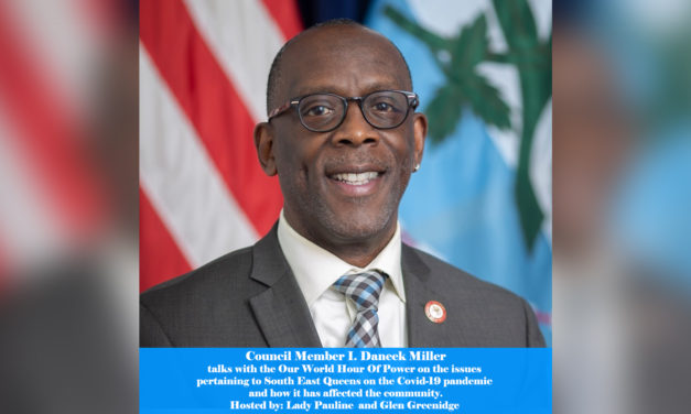 Interview with New York City Council Member I. Daneek Miller