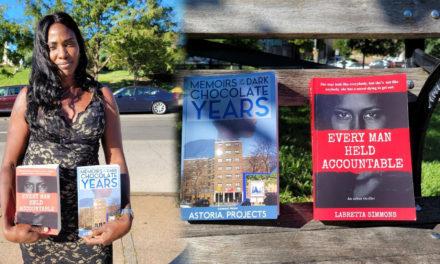 Memories Of The Dark Chocolate Years with Author: Labretta Simmons