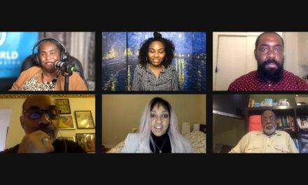 Be Head Talk with Black Spectrum Theater