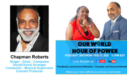 1 Interview with Chapman Roberts – Singer – Actor – Composer – Vocal/Choral Arranger