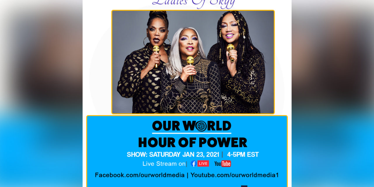 Ladies of Skyy-R&B/Funk band SKYY speaks with Our World