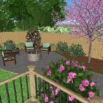 From Deck - Spring