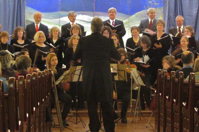 Rockland Camerata presents a community concert