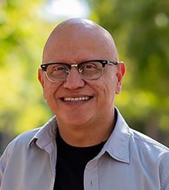 Alex Espinoza, past faculty for Macondo Writers Workshop