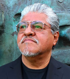 Luis Rodríguez, past faculty for Macondo Writers Workshop