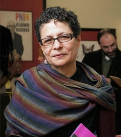 Helena María Viramontes, past faculty for Macondo Writers Workshop