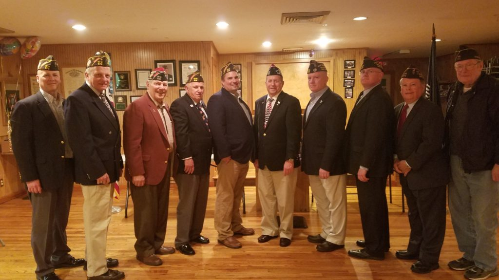 2016-17 VFW Officers