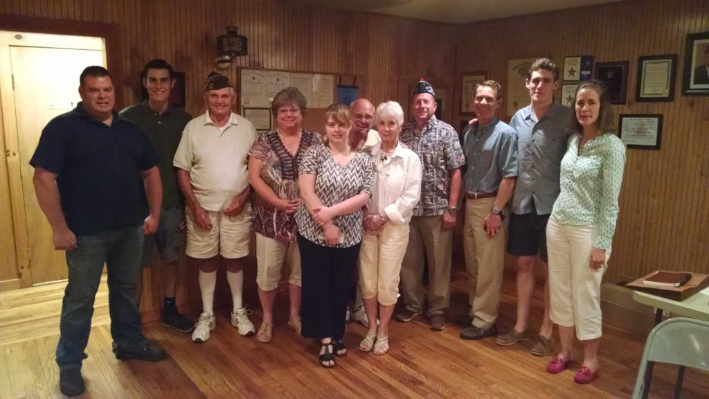 Post Scholarship Recipients Aug 2016