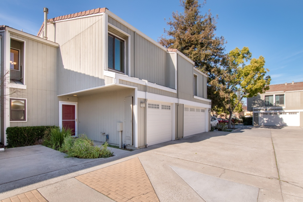 Downtown Campbell townhouse for sale