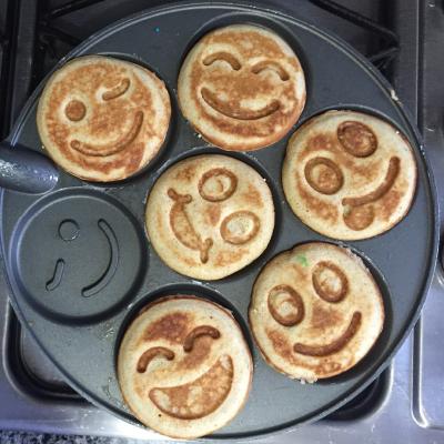 Pancakes deliciosos y fáciles