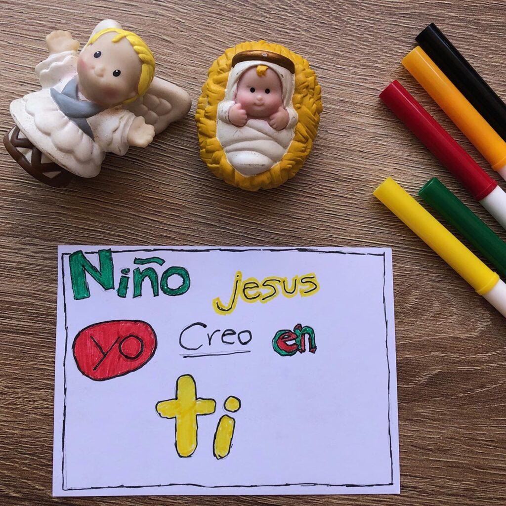 Creer en el Niño Jesús