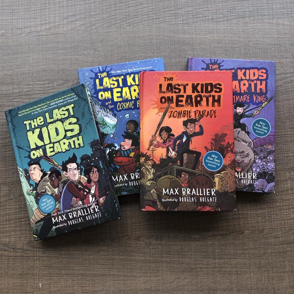 Last kids on earth