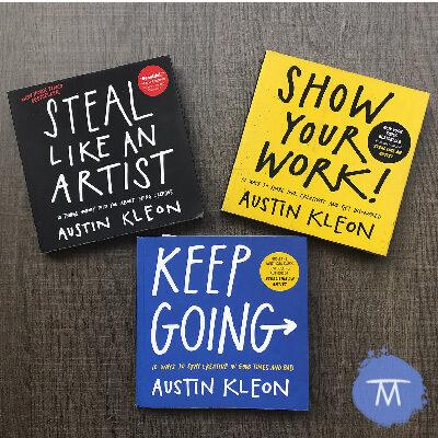 Tres libros para la creatividad