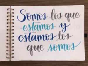 Aprende a escribir bonito