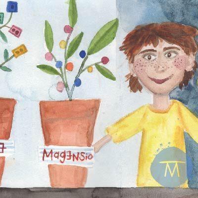 Un cuento ilustrado para niños