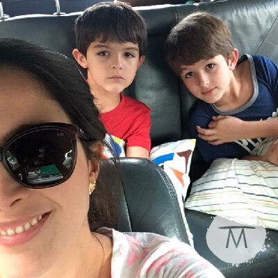 10 Tips para viajar en carretera con niños