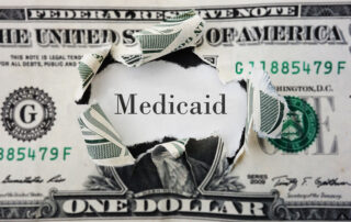 Will I Lose My House if I Go on Medicaid