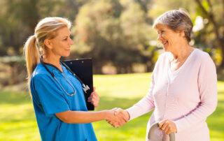 Improving nursing home communication