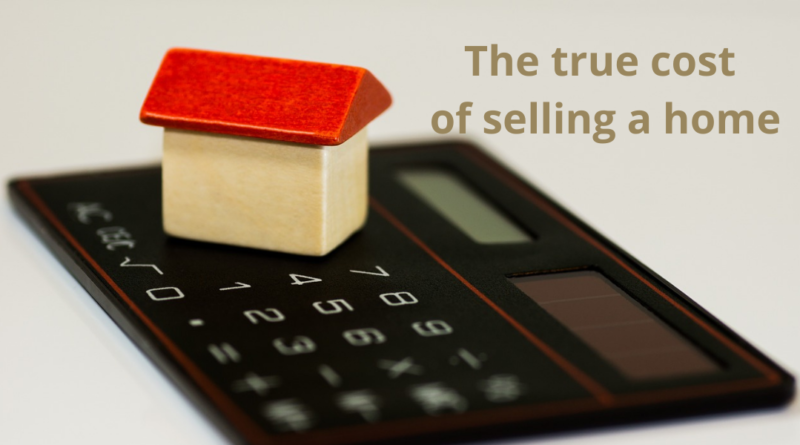 Cost of Selling House