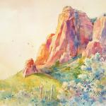 Pollard - Watercolor - Jan