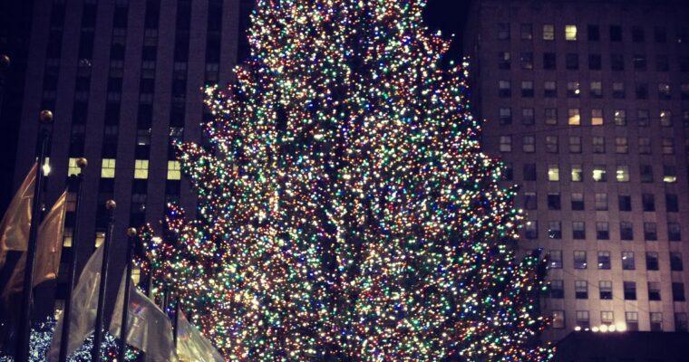 ❄ New York at Christmastime ❄