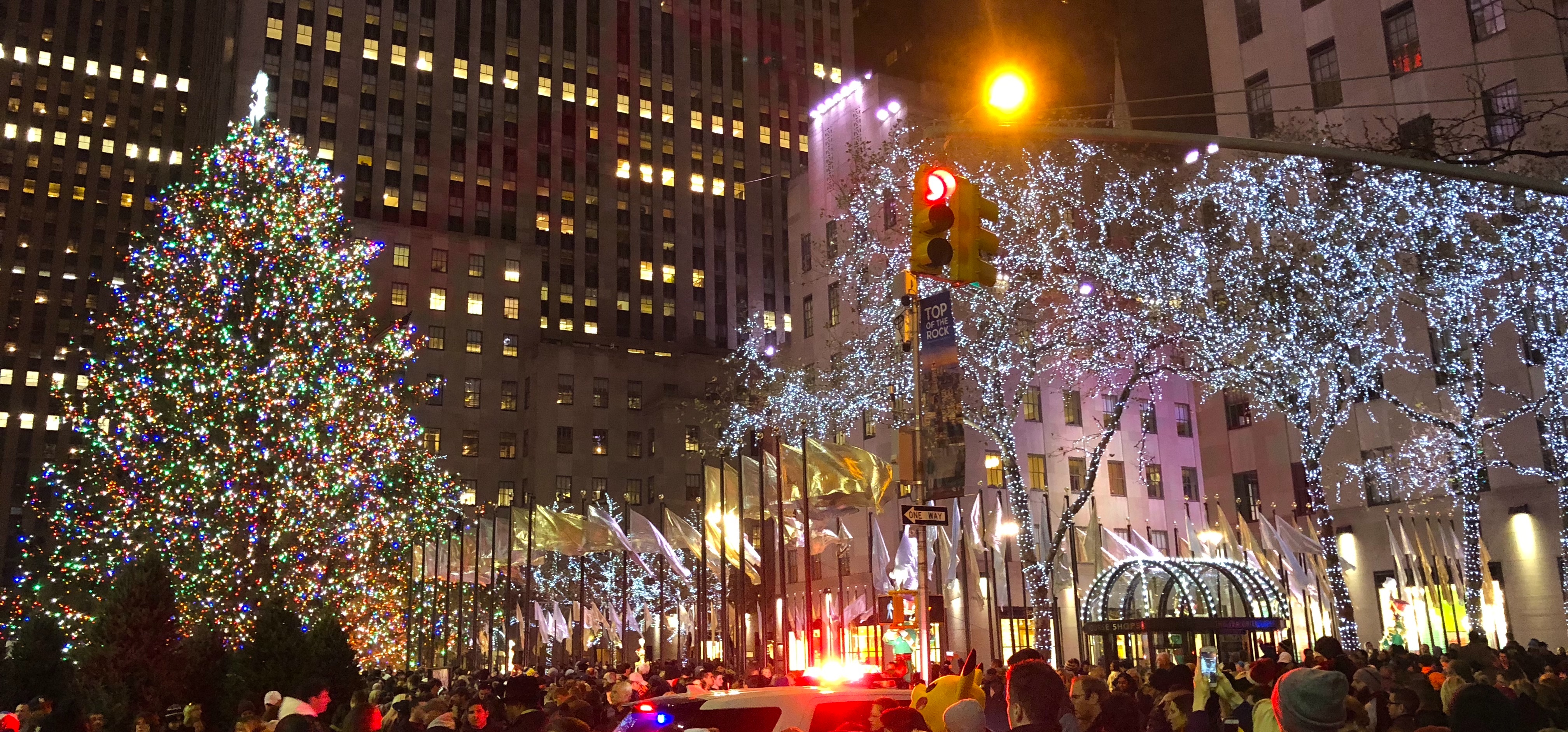 Christmas in NYC 2017