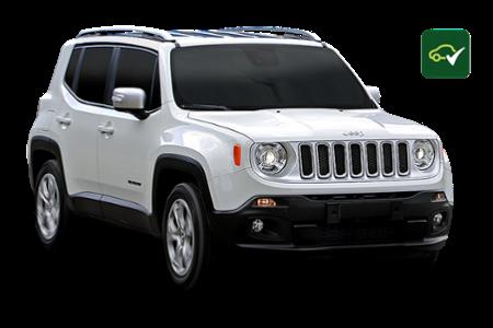 Jeep Renegade Guaranteed
