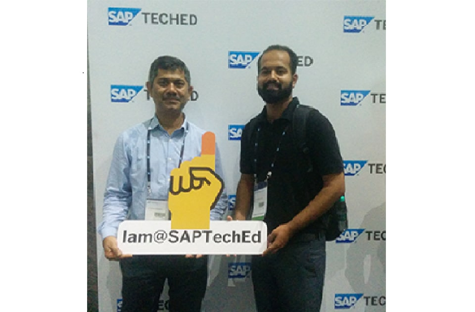 SyMetric at SAP TechEd