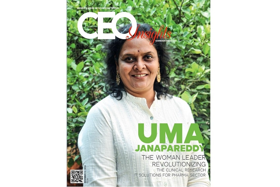 The Woman leader Revolutionizing Clinical Research IT Solutions for Pharma Sector